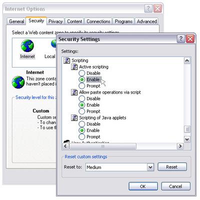 IE Javascript