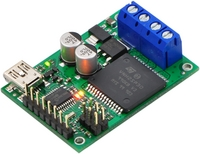 1394 Pololu Jrk 21v3 USB Motor Controller with Feedback Fully Assembled