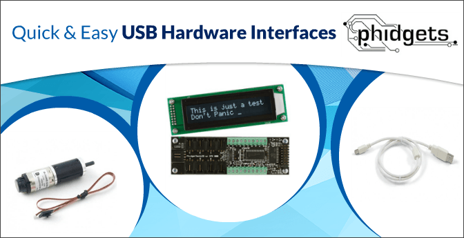 Phidgets USB Interfaces
