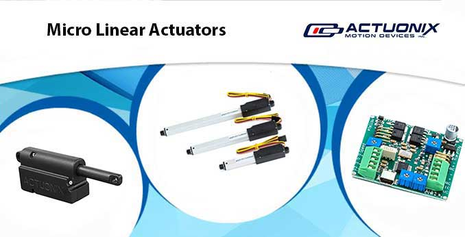 Actuonix Micro Linear Actuators