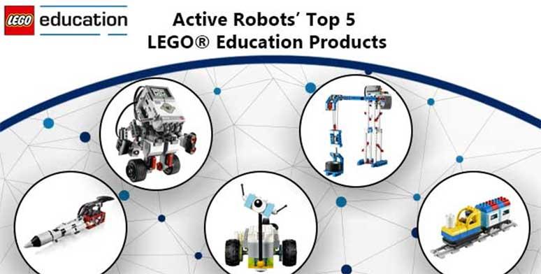 Lego Education Top 5