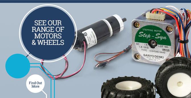 Motors & Wheels