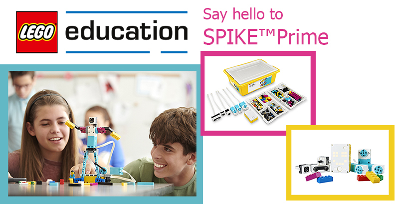 SPIKE™ Prime Education
