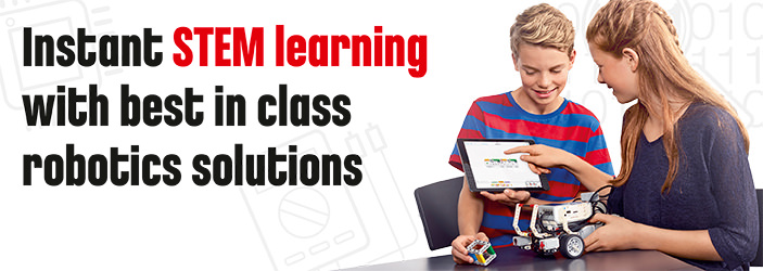 SECONDARY - LEGO®  Education MINDSTORMS®