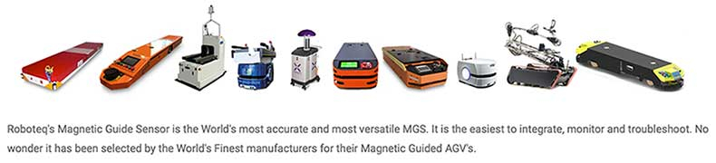 Magnetic Guide Sensors