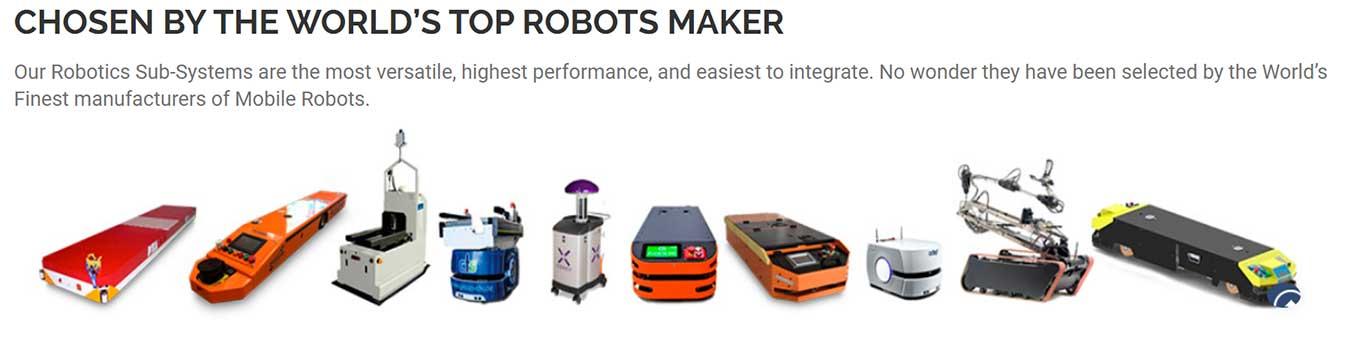 Roboteq Accessories
