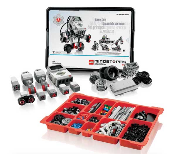 LEGO® MINDSTORMS® Education EV3 Core Set and Software