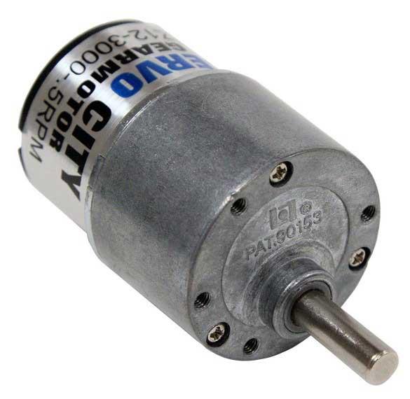51 RPM Gear Motor