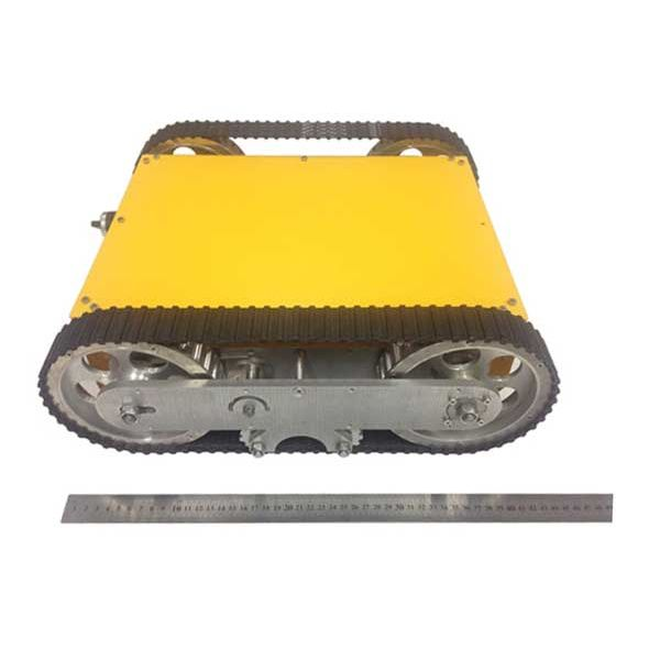 Heavy Duty Large Tracked Mobile Tank Robot Kit