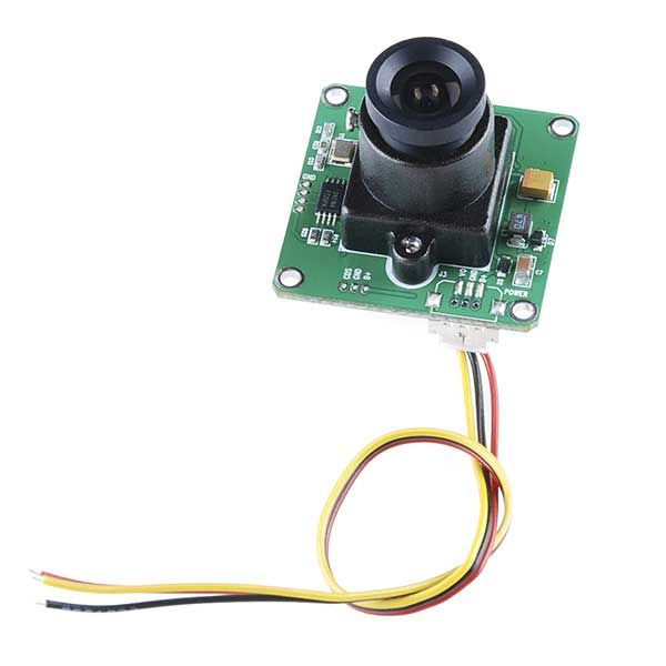 CMOS Camera Module - 728 x 488 resolution