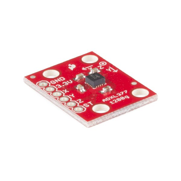 Triple Axis Accelerometer Breakout - ADXL377