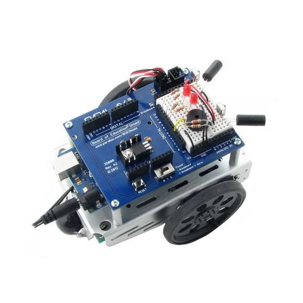 Parallax Robotics Shield for Arduino
