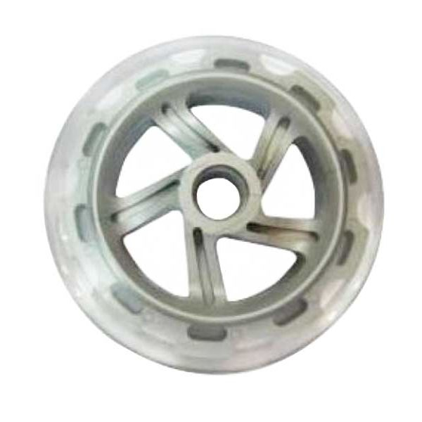 145mm Clear PU Wheel