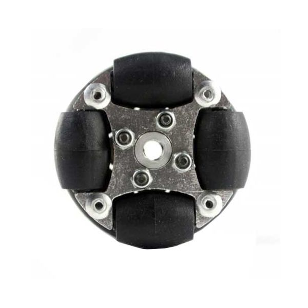 38mm Double Aluminium Omni Wheel