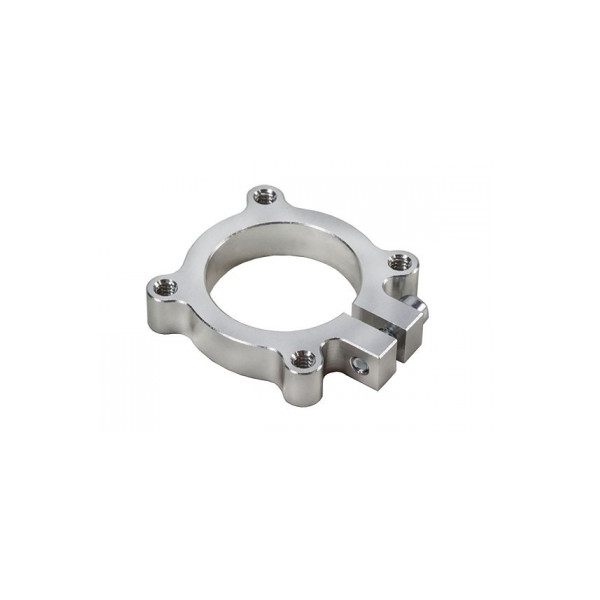 """25mm Bore, Face Tapped Clamping Hub, 1.50"""" Pattern"""