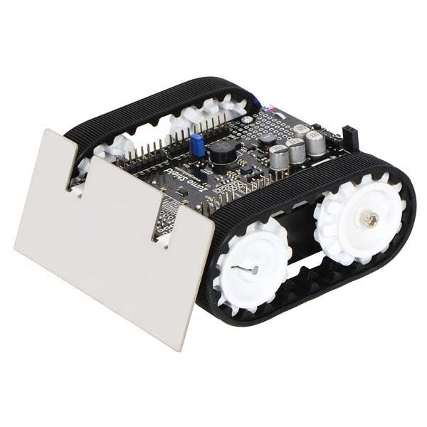 Zumo Robot for Arduino V1.front view
