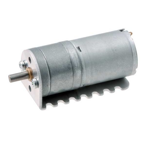 Pololu 25D mm Metal Gearmotor Bracket (motor not included)
