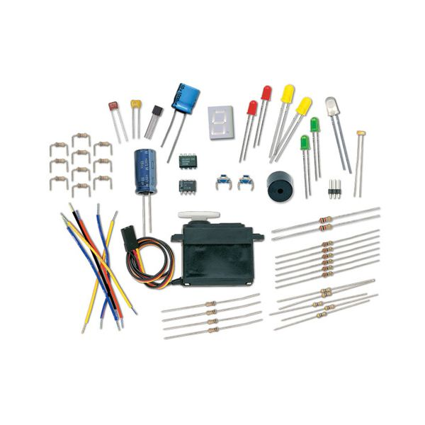 Basic Analog & Digital Parts Kit