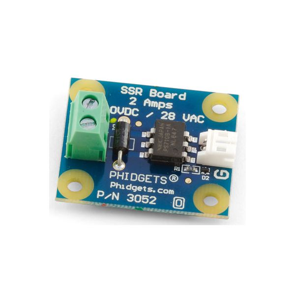 3052_0 Phidgets SSR Relay Board