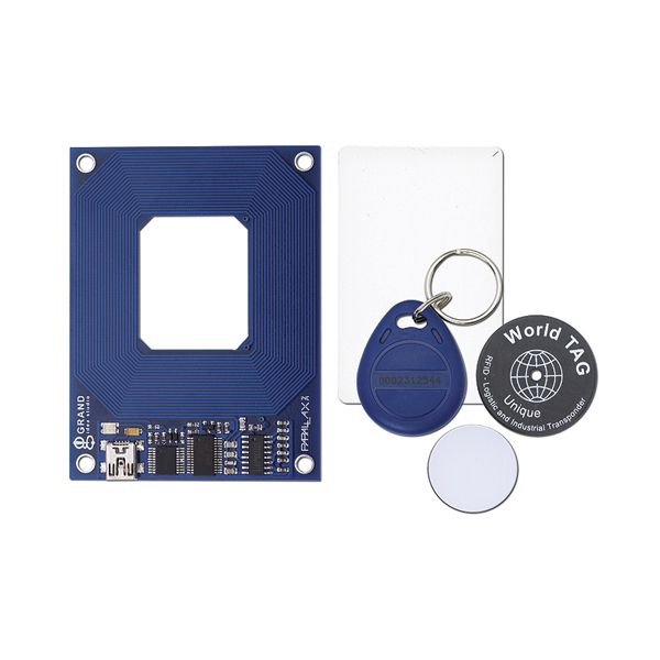 RFID Reader USB and Tag Sampler Kit
