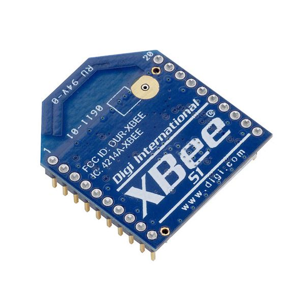 XBee 1mW PCB Antenna (802.15.4) - Series 1