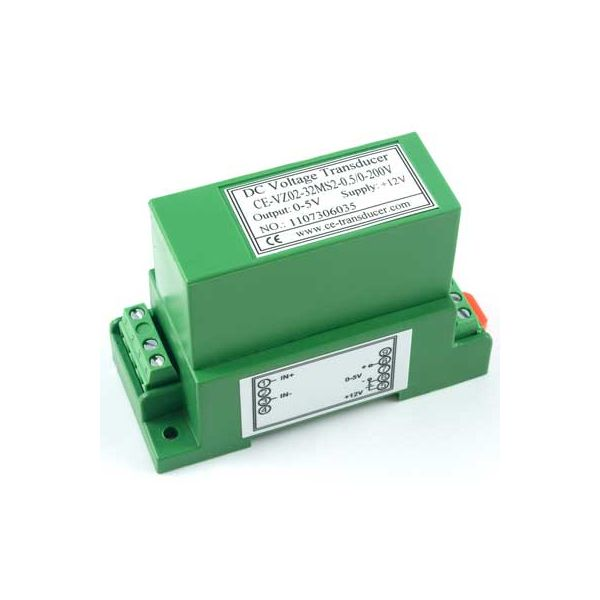 3509_1 CE-VZ02-32MS1-0.5 DC Voltage Sensor 0-200V