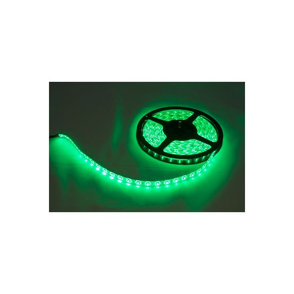 Flexible LED Strip in Green [3614]