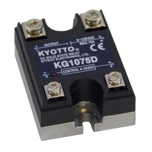 3958_0 - DC Solid State Relay - 120V 75A