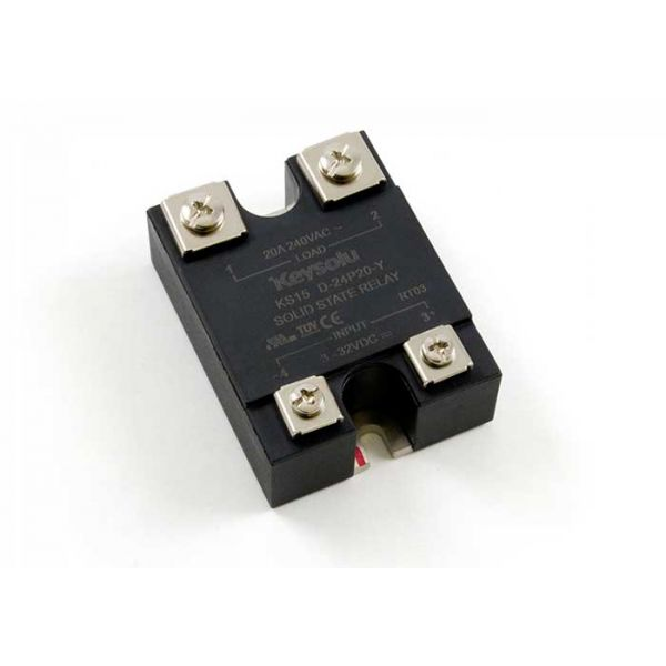 AC Solid State Relay - 280V 20A Random Turn-on
