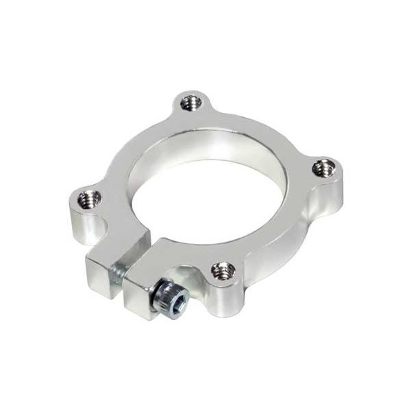 """1"""" Bore, Face Tapped Clamping Hub, 1.50"""" Pattern"""