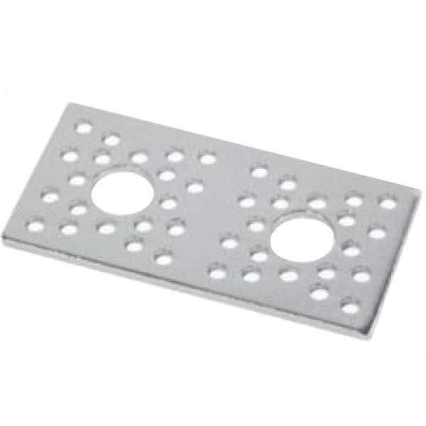 Flat Dual Channel Bracket (585422)