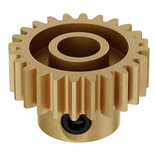 "24T 1/4"" Bore 32 Pitch Shaft Mount Pinion Gears"
