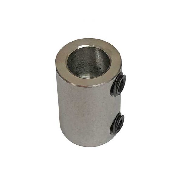 "1/4"" to 5mm Set Screw Shaft Coupler (625120)"