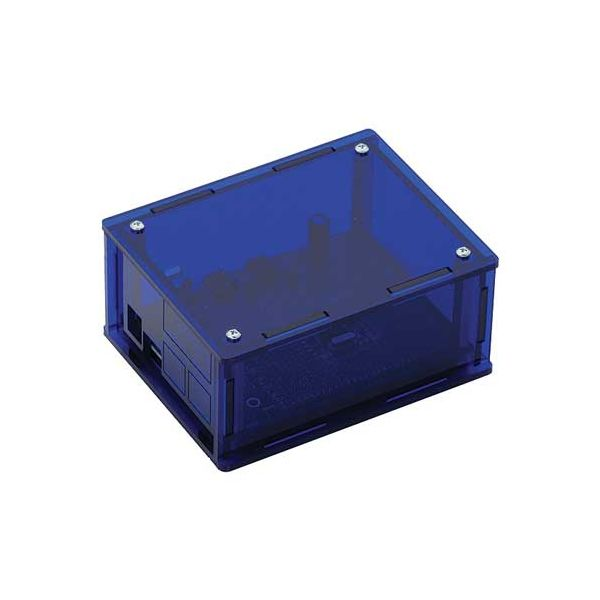 Parallax Multi-Board Enclosure - Blue