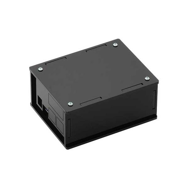 Parallax Multi-Board Enclosure - Black