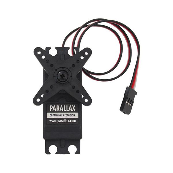 Parallax Continuous Rotation Servo