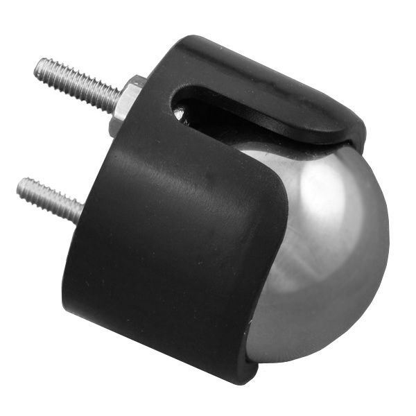 "Ball Caster with 3/4"" Metal Ball"