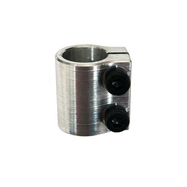 "3/16"" To 3/8"" Clamping Shaft Coupler"