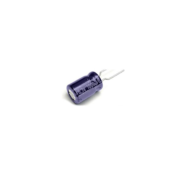 1000µF 6.3v Electrolytic Capacitor