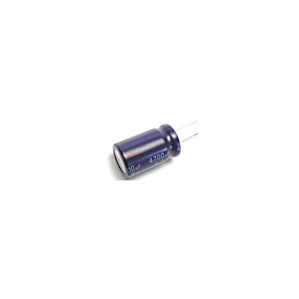 4700µF 6.3v Electrolytic Capacitor