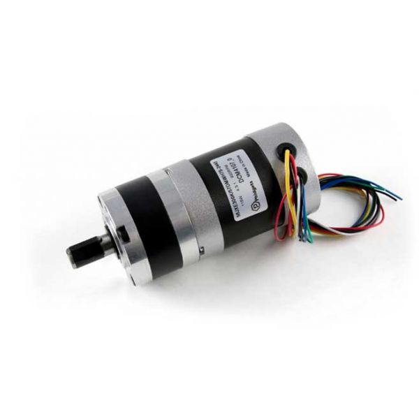 DCM4107_0 57DMWH75 NEMA23 Brushless Motor with 4.25:1 Gearbox