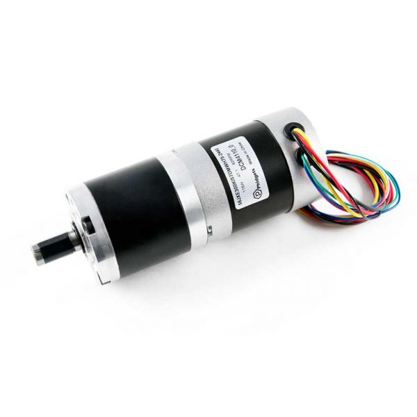 DCM1100 57DMWH75 NEMA23 Brushless Motor with 47:1 Gearbox