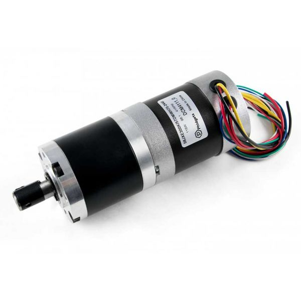 DCM4111 57DMWH75 NEMA23 Brushless Motor with 96:1 Gearbox