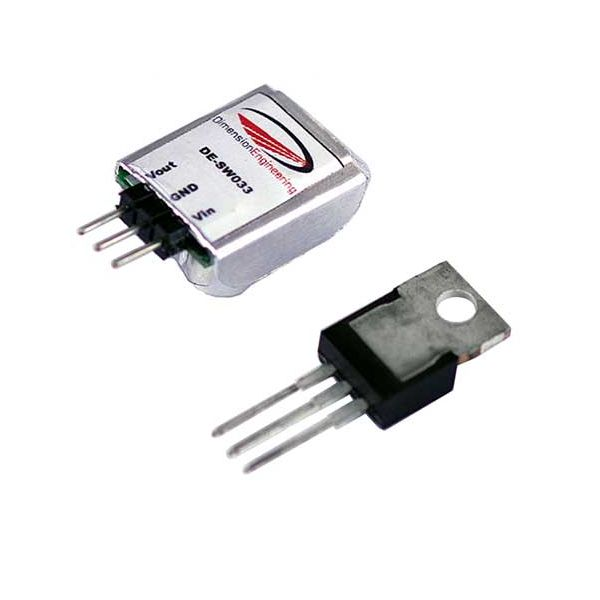 3.3V 1A Switching Voltage Regulator