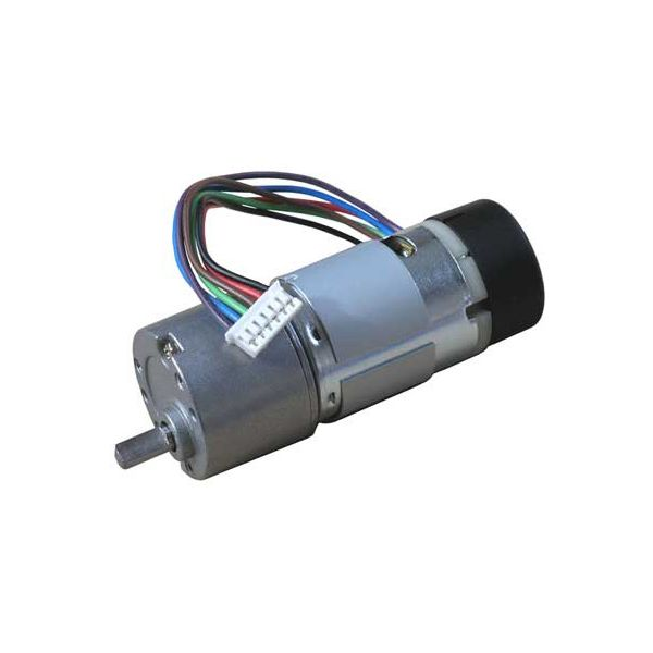 Gear Motor and Encoder