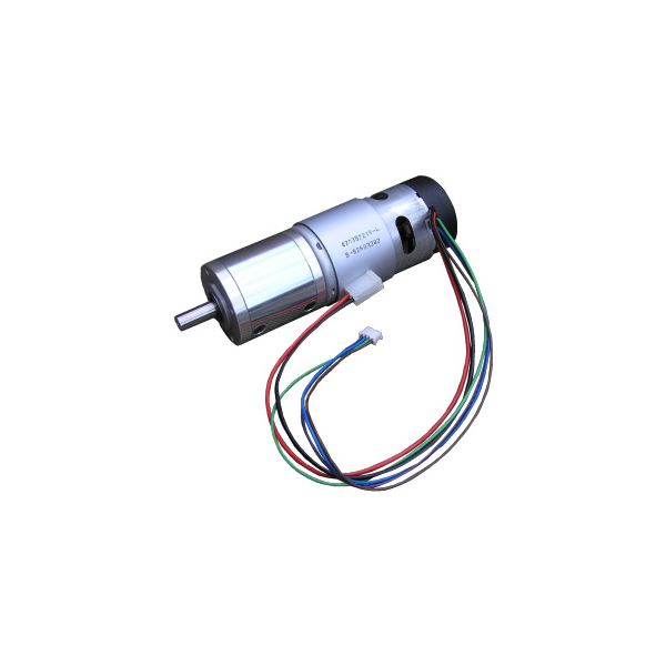 24V Gear Motor with Encoder