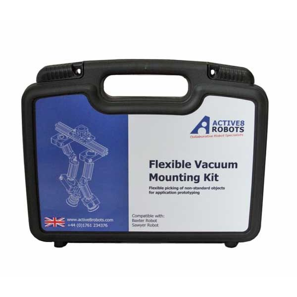 flexible vacuum mounting kit case