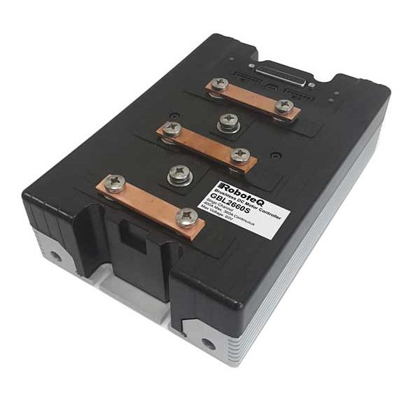 GBL2660S Brushless DC Motor Controller, Single Channel, 1 x 360A, 60V,