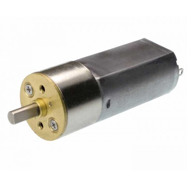 GM21 360:1 Mini Metal Gear Motor