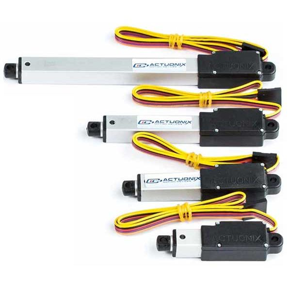 L12-P Micro Linear Actuator with Position Feedback